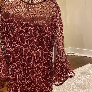 Kay Unger size 6 NWT dress